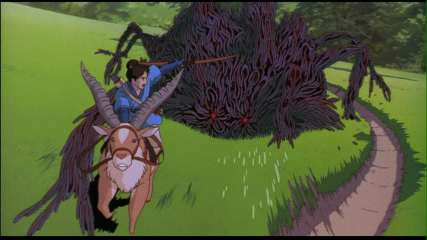 Shinto Ideals In Miyazaki S Princess Mononoke Religion In