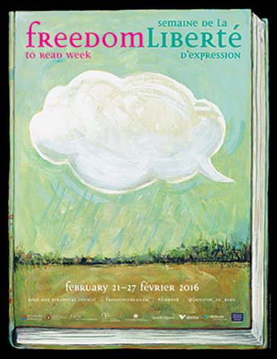 Freedom to Read Week 2016
