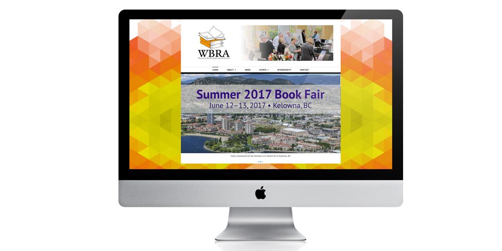 WBRA new website